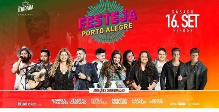 Festeja - Foto divulgação