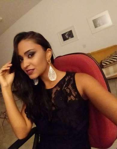 Modelo Bruna Santos - Foto: Divulgação