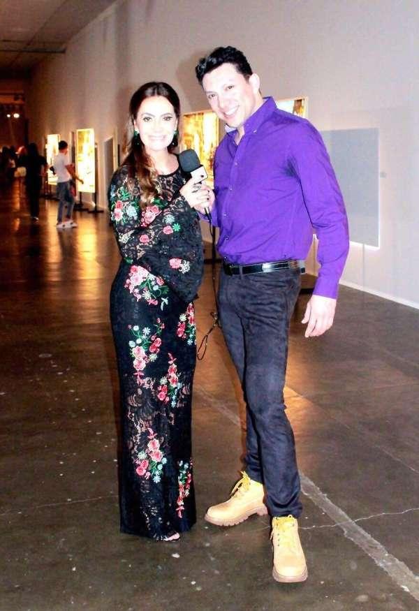 Rubén Torrego e Claudia Métne - Foto: Divulgação