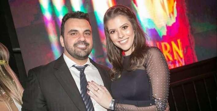 Juninho Cavichioli e Marianne Ferreira - Foto Larissa Trentini