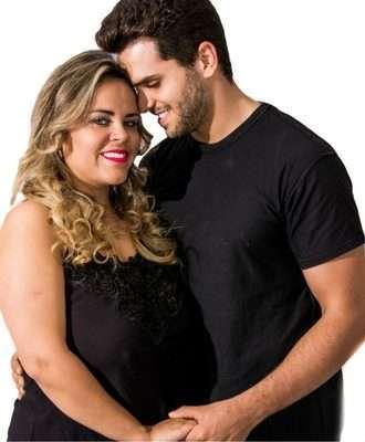 Viviane Alves e Kainan Ferraz - Foto divulgação