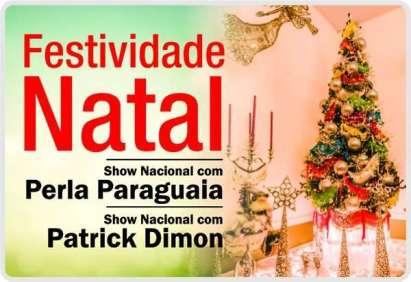 Natal - Foto divulgação