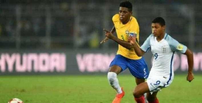 Brasil é eliminado da competição - Divulgação
