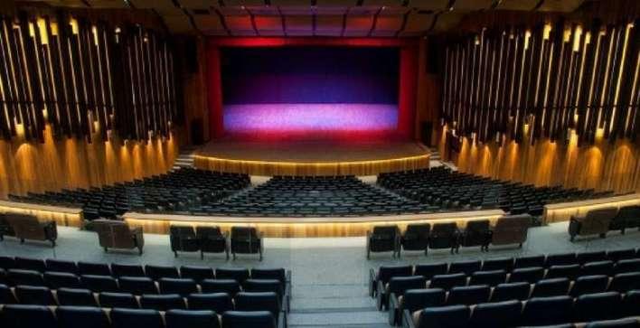 Teatro do CIC - Foto Marcio Martins - FCC
