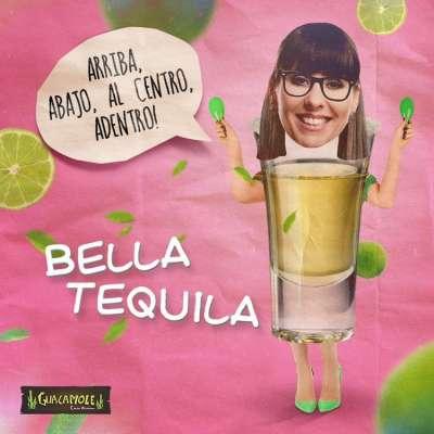 Bella Tequila- Mira que bela! A chica mais divertida del mundo - Divulgação