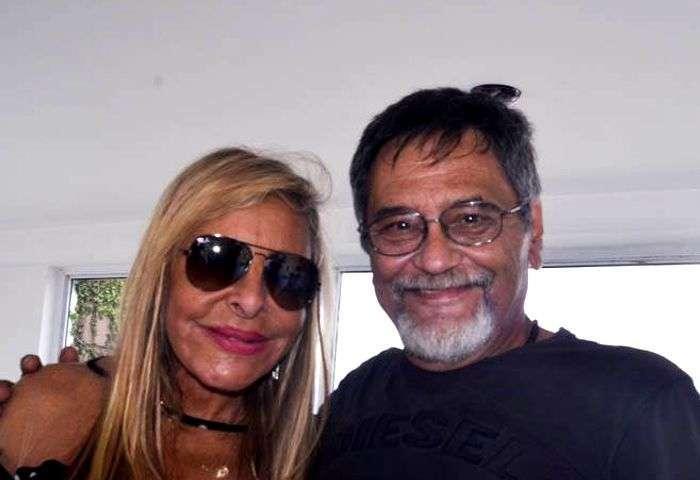 Regina Posses e Alvaro Talaia - Foto: Reinaldo Dutra