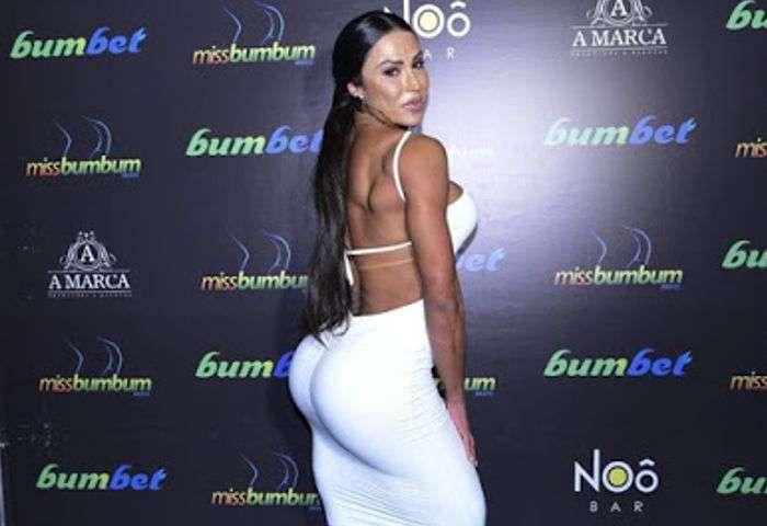 Gracyanne Barbosa - Foto: J.Domingos