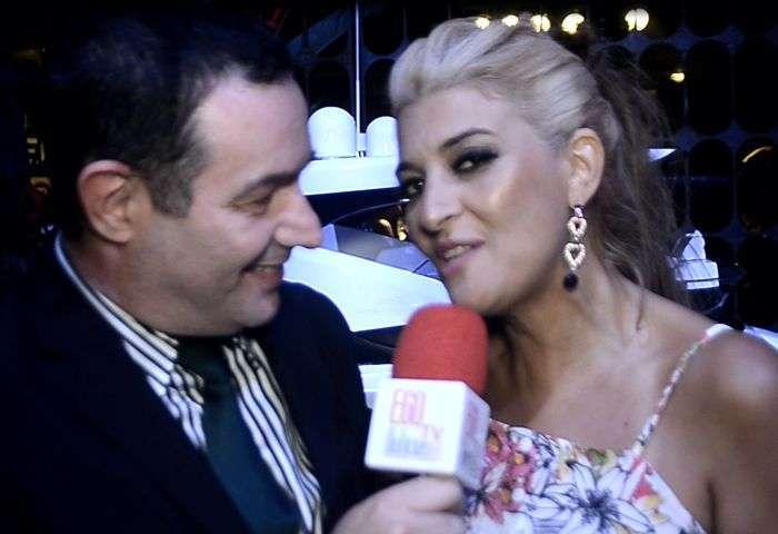 Reinaldo Dutra e Solange Giarge - Foto: Alvaro Talaia