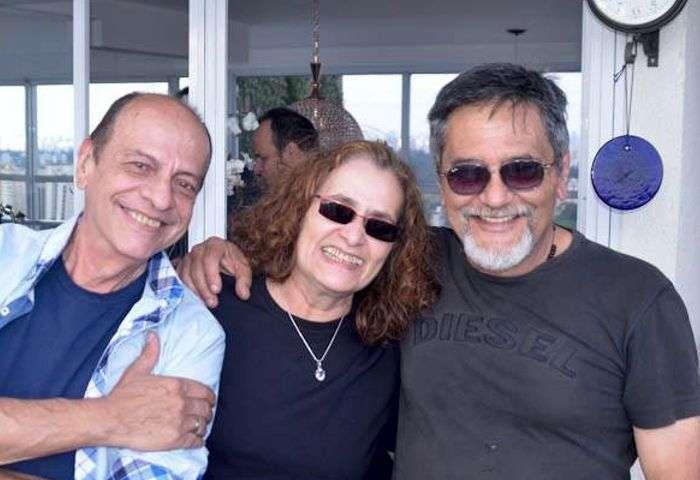 Orlando Chiquetto, Lu Terra e Alvaro Talaia - Foto: Reinaldo Dutra