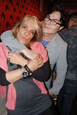 Lucimara Parisi e Evê Sobral - Foto Fernando Diaz