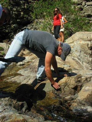 Volunteers trails Ikaria 09