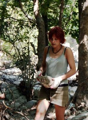 Volunteers trails Ikaria 15