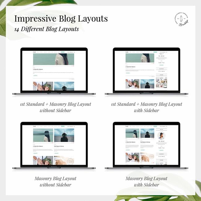 Bklyn - WordPress Blog Theme - 12