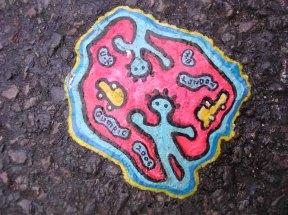 Ben-Wilson-Chewing-Gum-Art