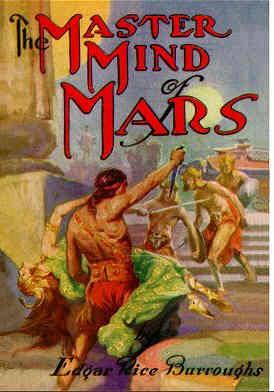 The Master Mind of Mars (1927)