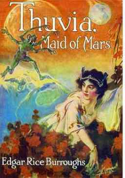 Thuvia, Maid of Mars (1916)