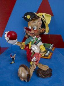 Pinocchio inspiré Walt Disney