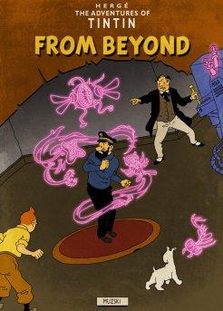De l'au-delà (From Beyond), est une nouvelle fantastique de H.P. Lovecraft publiée pour la première fois dans la revue The Fantasy Fan en juin 1934