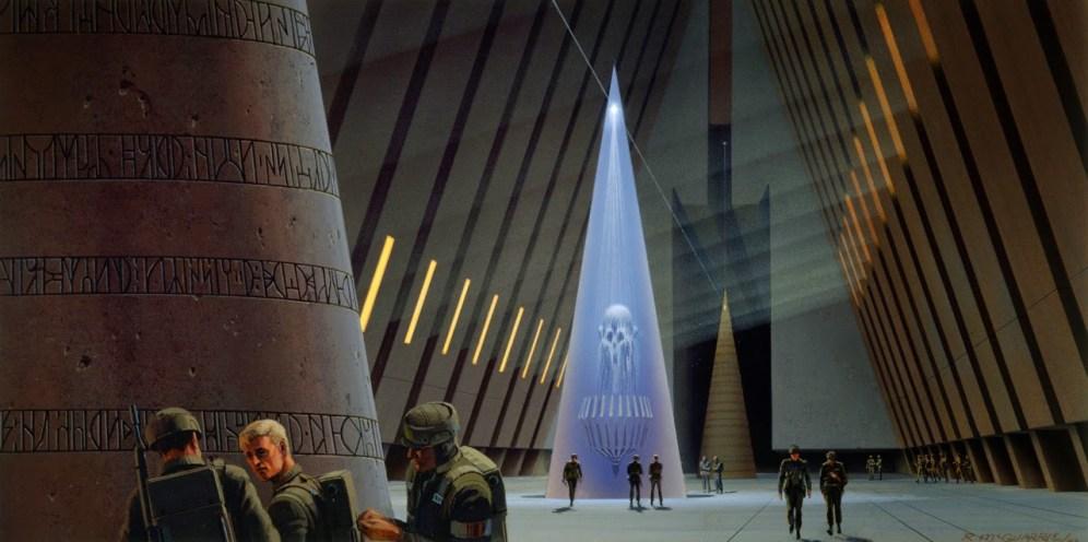 ralph-mcquarrie-starwars-coruscent-corridor