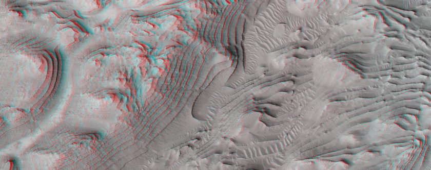 Mars-Monitoring Temporal Changes in Danielson Crater