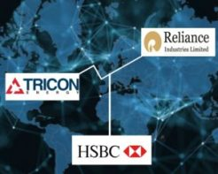 Reliance, HSBC  Reliance, HSBC execute India's first blockchain-based trade finance transaction Reliance 300x240