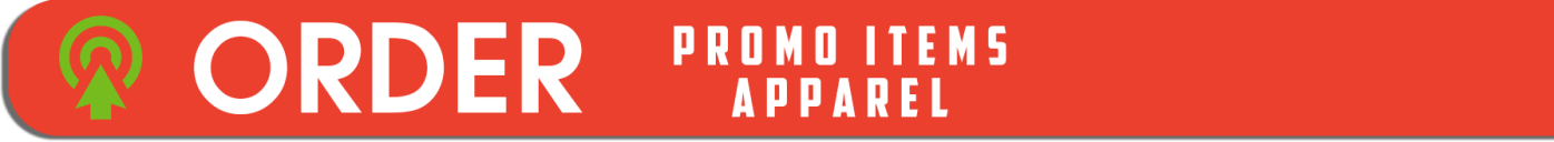 order promo product apparel