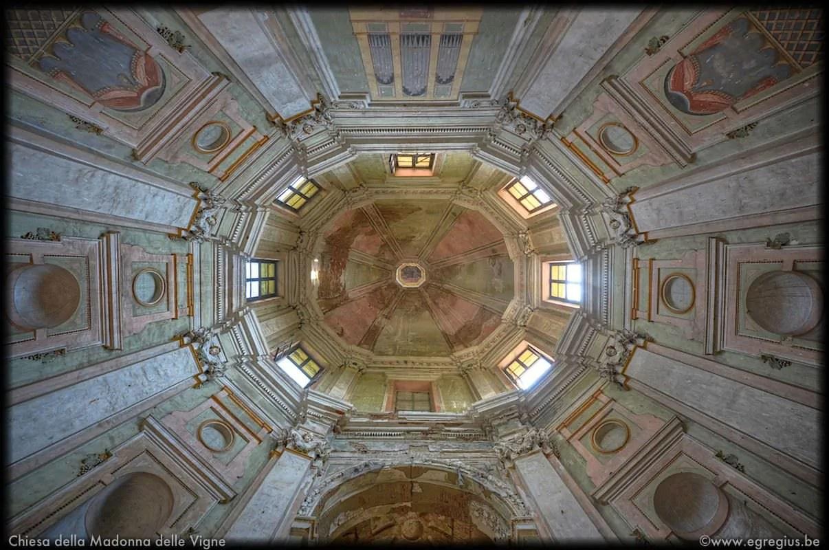 Chiesa della Madonna delle Vigne 2