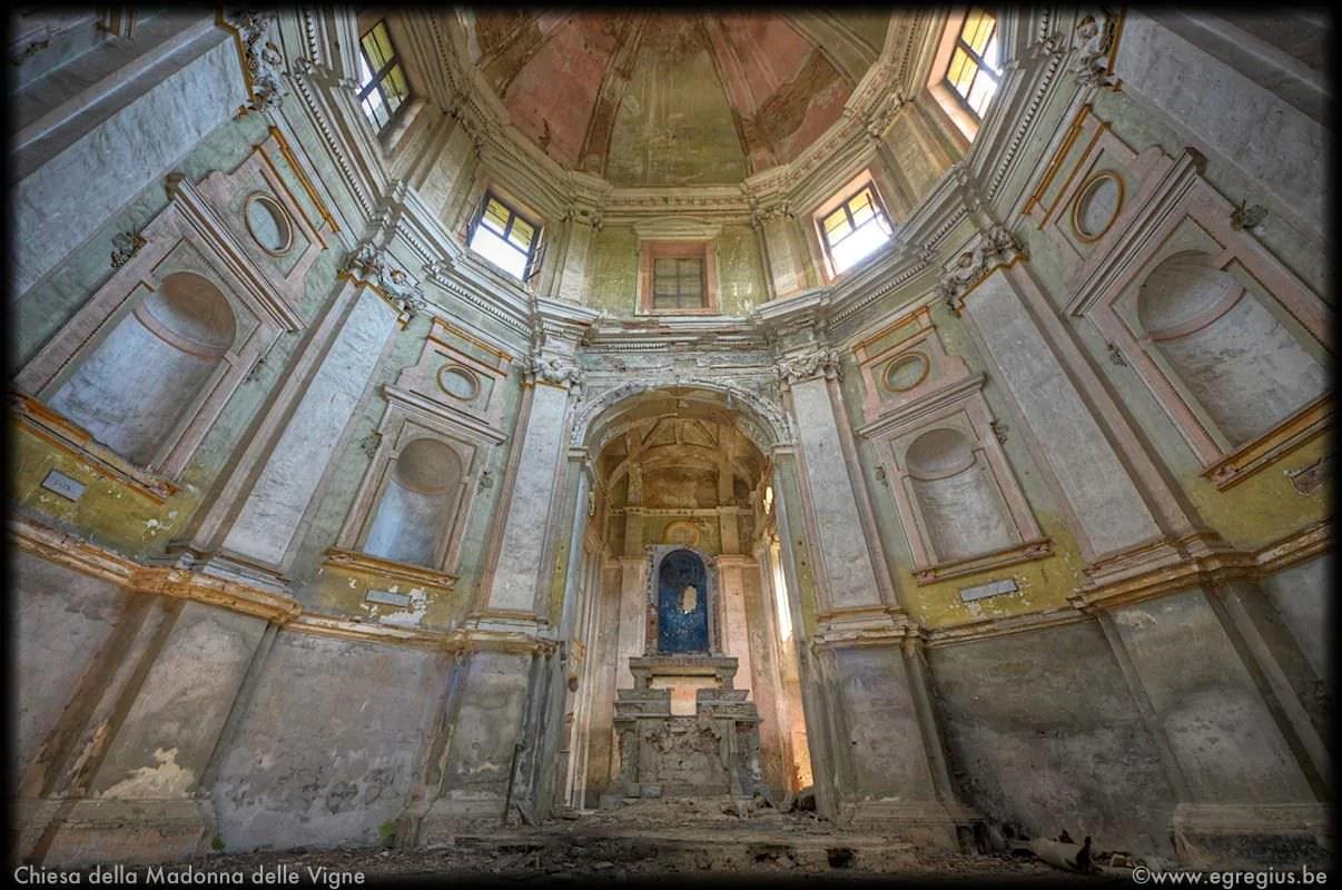 Chiesa della Madonna delle Vigne 3