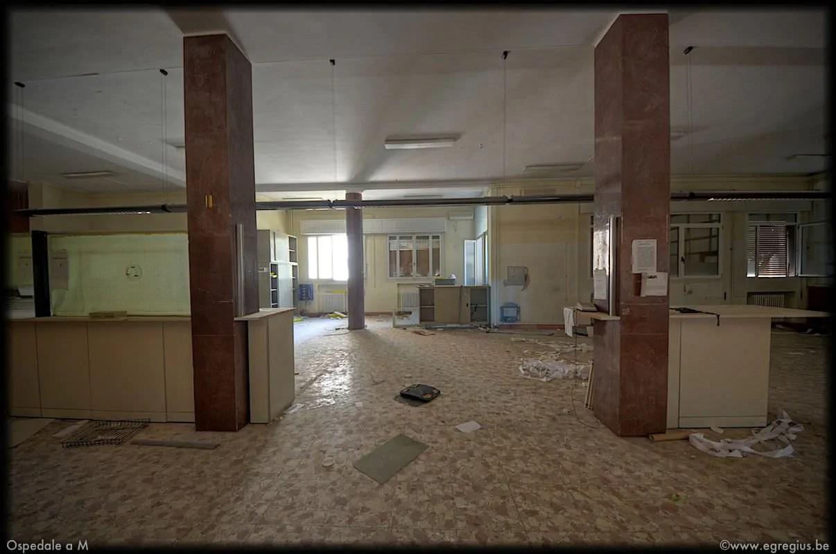 Ospedale al Mare 1
