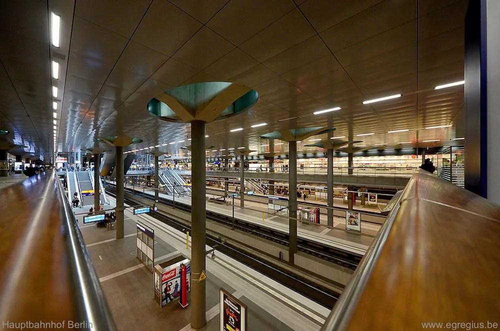 Hauptbahnhof Berlin 1