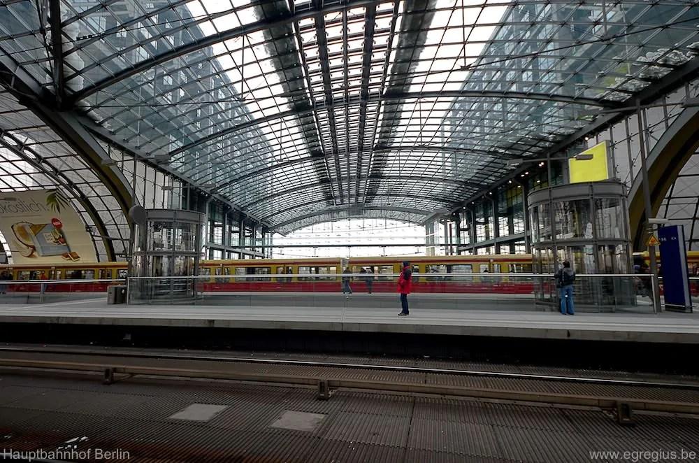 Hauptbahnhof Berlin 7