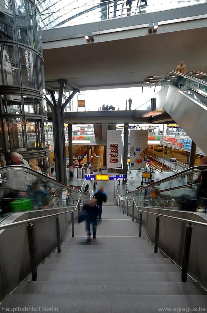 Hauptbahnhof Berlin 9