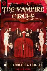 Book Review: The Vampire Circus