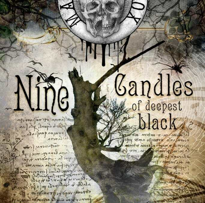Book Review: Nine Candles of Deepest Black