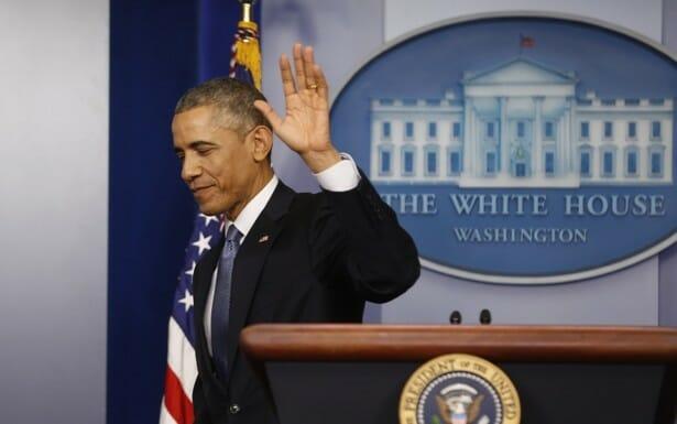 Farewell, Mr. President