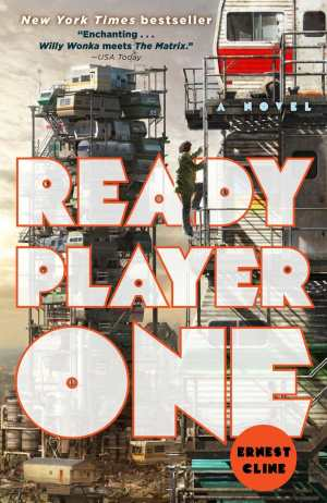 Ready Player One softcover cover