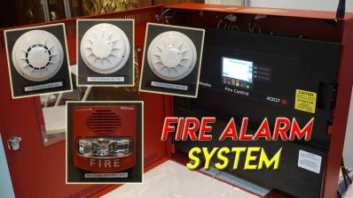 Sistem Fire Alarm Full Addressable