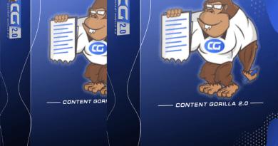 Content Gorilla 2.0