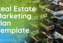 How To Write Real Estate Marketing Plan with template