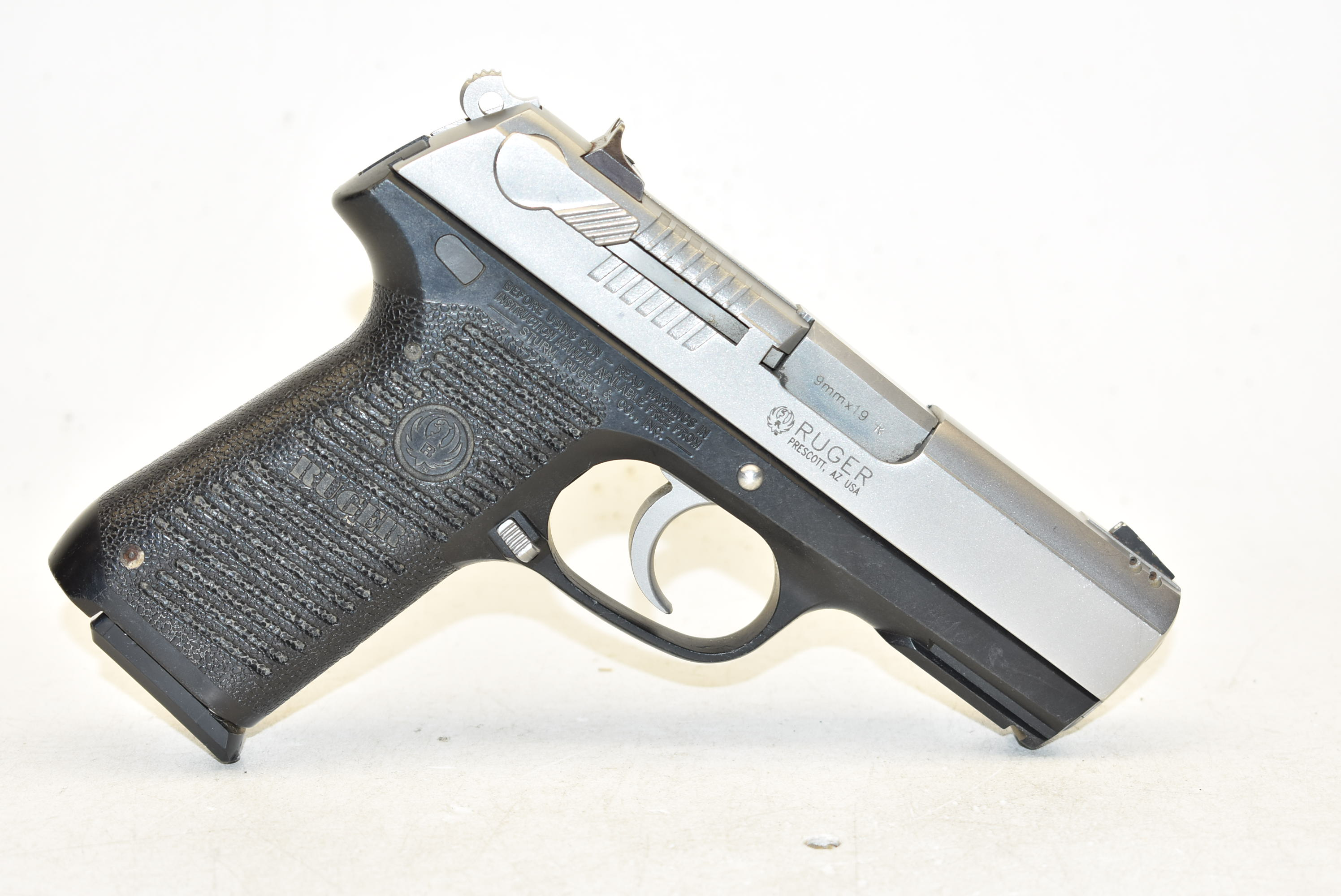 Ruger P95 9mm Para Auction Id End Time Apr