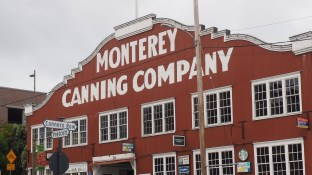 Shops and restaurants now occupy the buildings of the old canning industry.