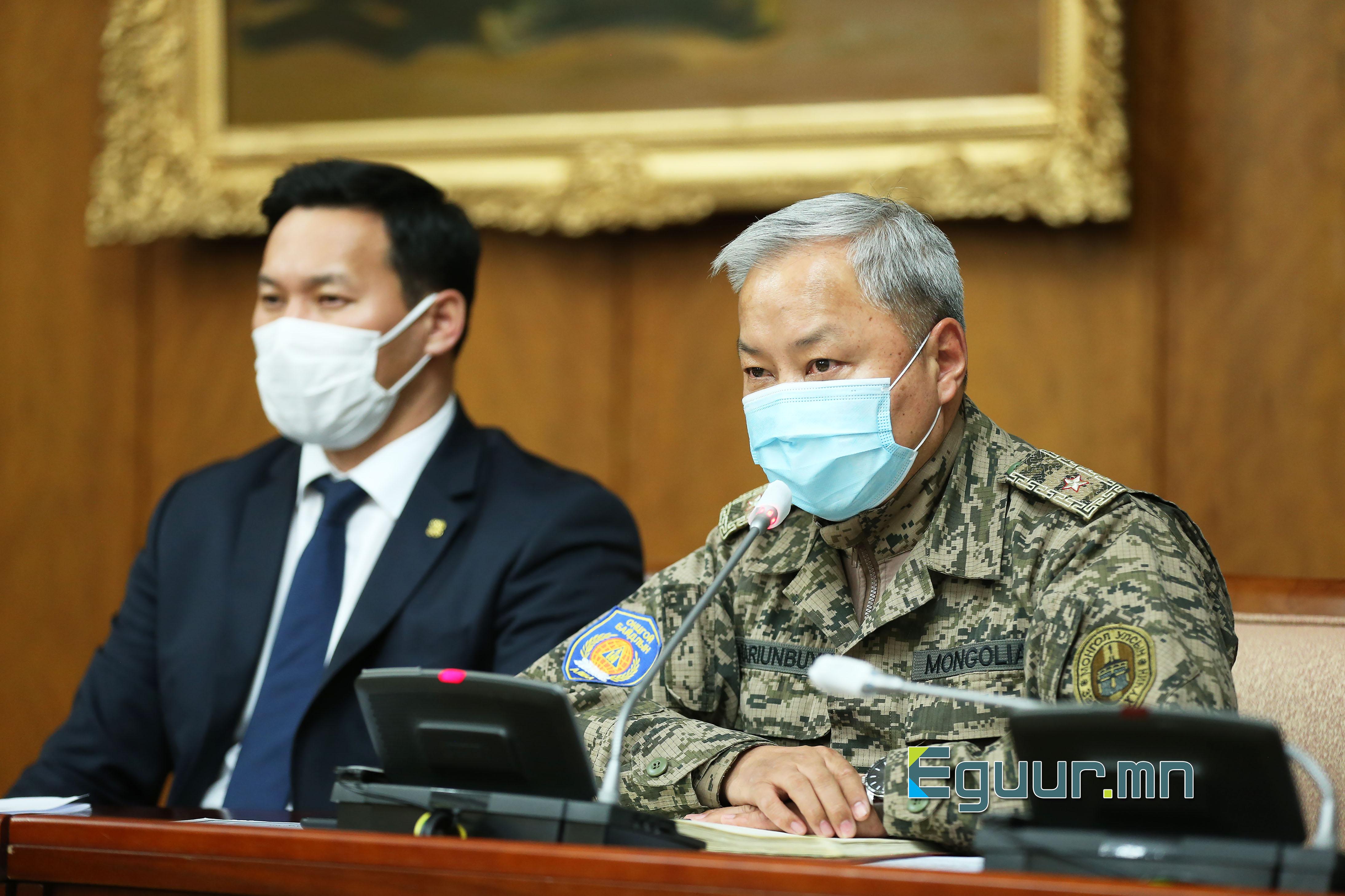 UOK ulsiin ontsgoi komiss ariunbuyan