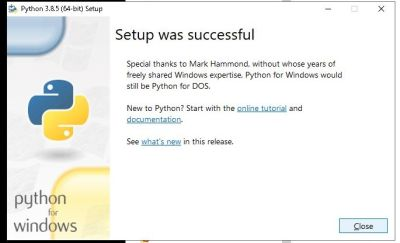 【Python(パイソン)】そうだ!Pythonを始めよう!インストール方法