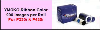 YMCKO Ribbon Color