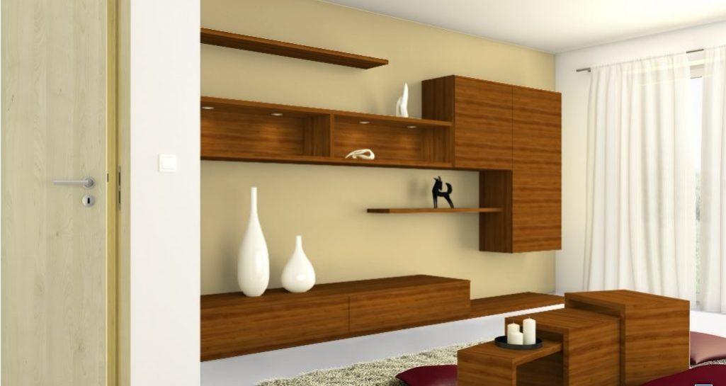 Nappali bútor klasszikus stílusban variációk nélkül