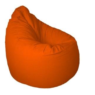 Medium babzsák - narancssárga - egyedibabzsak.hu