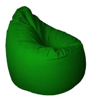 Medium babzsák - zöld - egyedibabzsak.hu