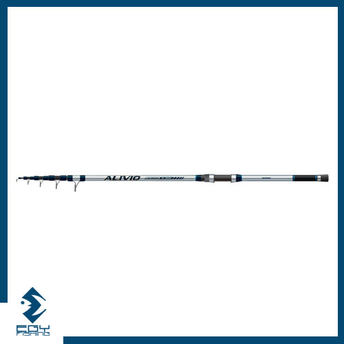Shimano Alivio Allround Telescopic Rod 3m 50-100g