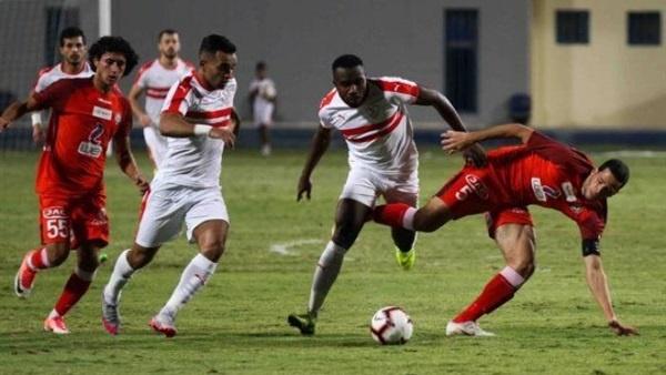 شاهد أهداف مباراة الزمالك وبيراميدز اليوم 3 0 في نهائي كأس مصر