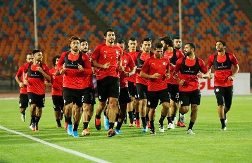 نتيجة مباراة مصر وبوتسوانا الودية اليوم ضمن استعدادات تصفيات